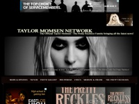 "Taylor Momsen Network * Your Unofficial Taylor Momsen / The Pretty Reckless fansite | Buy ""Hit Me Like A Man"" EP now!"