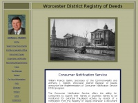 Worcester District Registry of Deeds