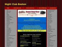 nightclubboston.com