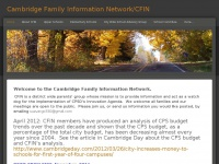 cambridgefamilyinfonetwork.com