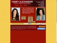 tansyalexander.com