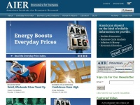 AIER | American Institute for Economic Research