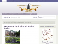methuenhistoricalsociety.org