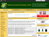 natickcomets.com