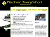 Needham Driving School