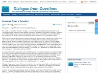dialoguefromquestions.org