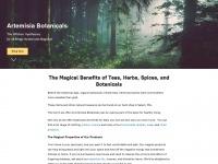 artemisiabotanicals.com