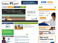 TodayinPT.com | Physical Therapy CE, Jobs, News, and Resources