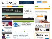 TodayinOT.com | Occupational Therapy CE, Jobs, News, and Resources