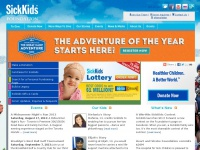 sickkidsfoundation.com