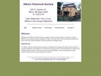 Albionhistoricalsociety.org