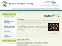 Branchdistrictlibrary.org