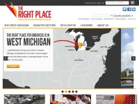 The Right Place - Economic Development in West Michigan - Home