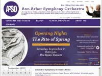 Ann Arbor Symphony Orchestra | The Midwest's Premiere Regional Orchestra,  Live Music