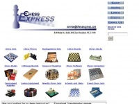 Chess Express- Chess Sets, Clocks, Boards, Pieces, Backgammon and Cribbage