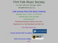 flintfolkmusic.org