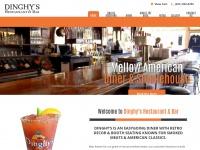 dinghysrestaurant.com