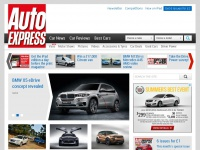 autoexpress.co.uk Thumbnail