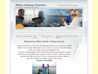 milesfishingcharters.com