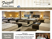 frizzellfurniture.com