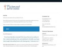 fairmontbaptistchurch.org