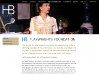 hbplaywrights.org