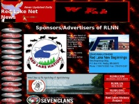 home page for all RLNN advertisers/sponsors