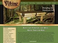 vikinglogfurniture.com