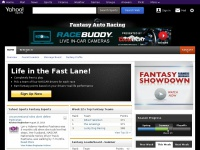 Racing.fantasysports.yahoo.com - Yahoo Sports Fantasy Auto Racing