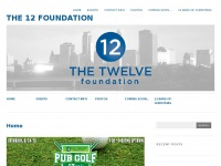 The12foundation.org