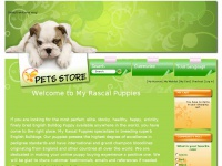 myrascalpuppies.com