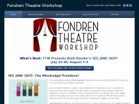 fondrentheatreworkshop.org