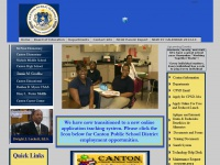 Cantonschools.net - Canton Public School District