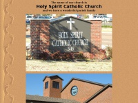 holyspirit-catholic.com