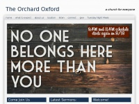 Theorchardoxford.net