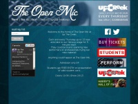 Theopenmic.co.uk