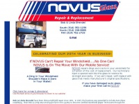 Novus Auto Glass of St. Louis, Missouri