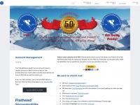 flatheadsnowmobiler.com