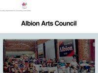 Albionartscouncil.org