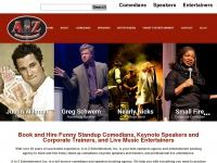comediansandspeakers.com