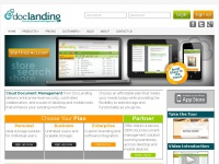 DocLanding Online Cloud Document Management