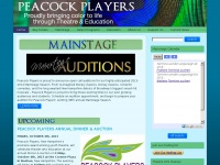 Peacockplayers.org