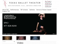 texasballettheater.org