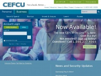 CEFCU - Home Page