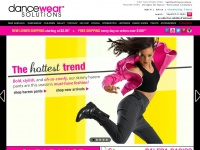 Dancewear, Dance Clothes, Discount Dance Apparel - Dancewear Solutions