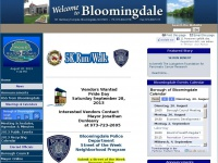 Borough of Bloomingdale - Borough of Bloomingdale