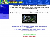 Chestersciencefair.org