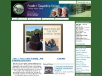 Fredon Township School