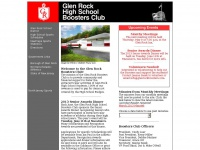 Welcome to the Glen Rock Boosters Club