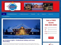 Christmas Decoration & Holiday Light Installation in Monmouth, Mercer & Middlesex Counties, NJ